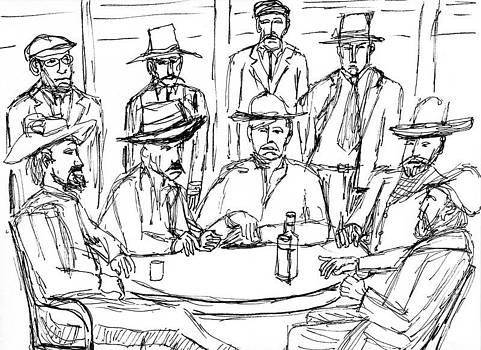 Allen Forrest - The Old West Gamblers 2