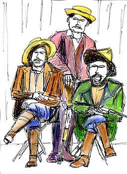 Allen Forrest - The Old West Gunslingers Brothers