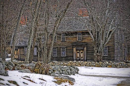 The Olde Tavern by Richard Bramante