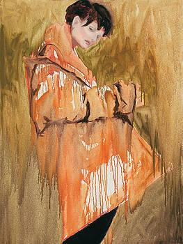 The Orange Coat by Deborah Alys Carter