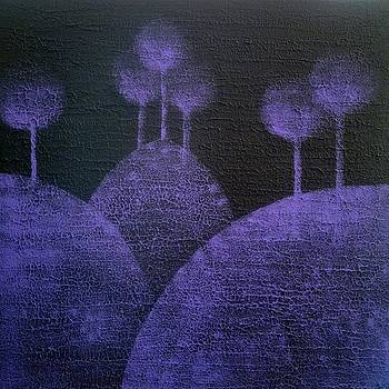 The Other Side of the Hill - SOLD by Iliana Tosheva