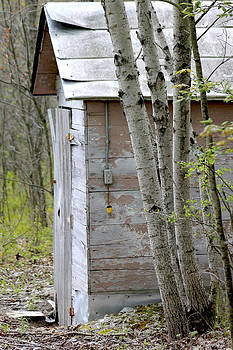 The Outhouse by Danielle Allard