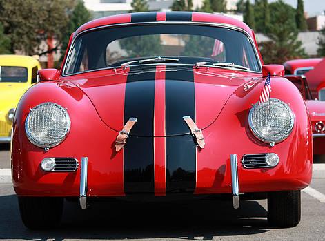 The Outlaw 356 Porsche by Rita Kay Adams