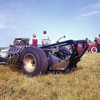 The Pacers' B/dragster. ©1959 Pacers by Scott Snizek