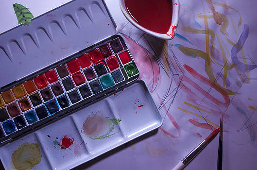 The Paintbox by Christian Himmler