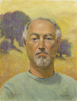 The Painter John Sills by Mary Phelps