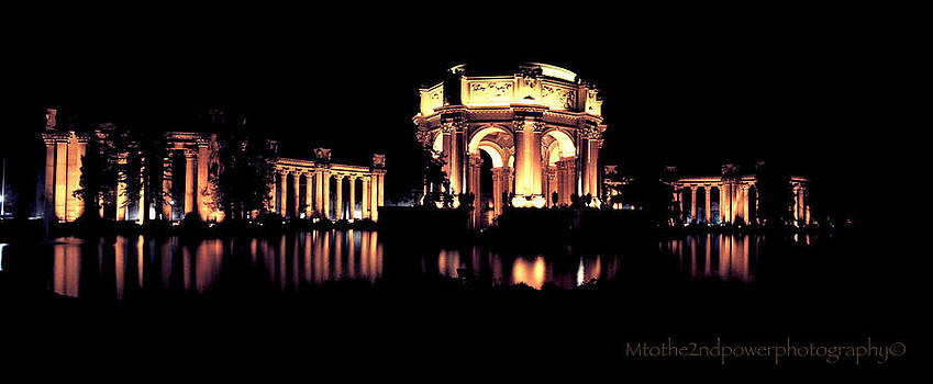 The Palace of Fine Arts  by Megen McAuliffe