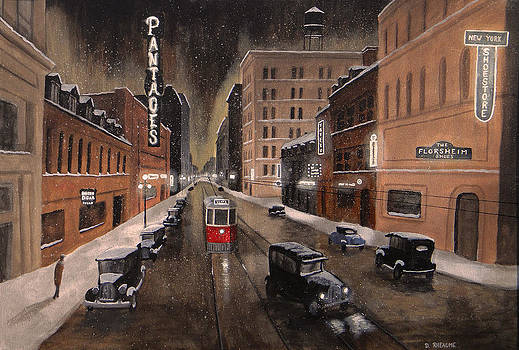 The Pantages by Dave Rheaume