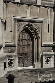 The Parliament Doors by Stephanie Guinn