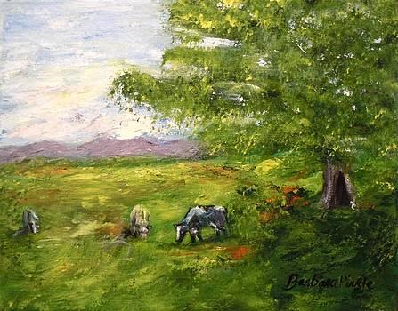 The Pasture by Barbara Pirkle