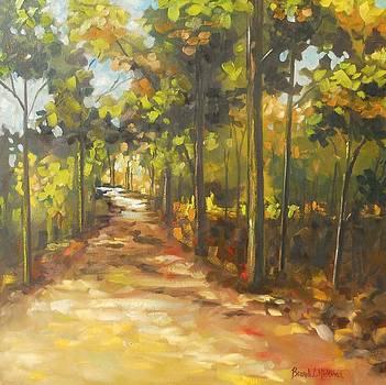 The Path Home by Brandi  Hickman