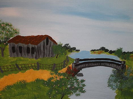The Path by Lois D  Psutka