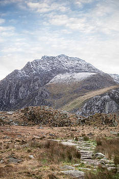 The Path to Tryfan by Christine Smart