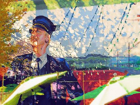Alec Drake - The Patio Conductor