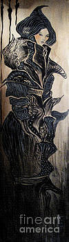 The Patterned Geisha by Laura Krusemark