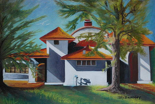 Joy Bradley - The Pavilion