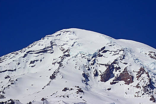 Deanna Proffitt - The Peak of Mount Rainier