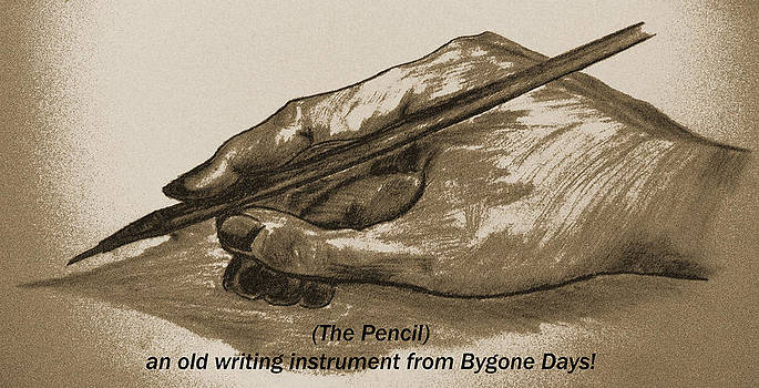 The Pencil  by Cynthia Adams