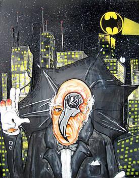 The Penguin by Jacob Wayne Bryner