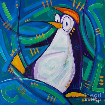 The Penguin by Michael Ciccotello