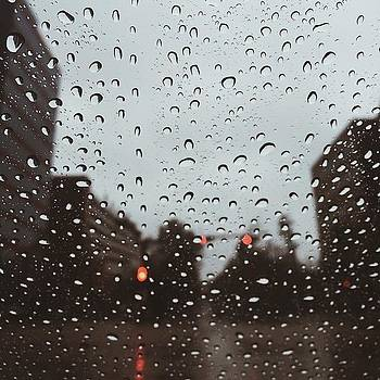 Window Tears by Blake Fountain