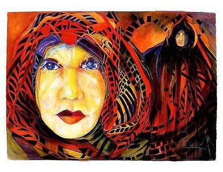 The Phantom by Carolyn LeGrand