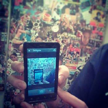 The Phone Likes Pictures Of Itself by Tyler Foran