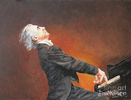 The Pianist by David McEwen