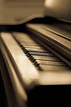The Piano by Karen Varnas