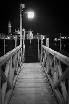 The Pier - Venice by Lisa Parrish