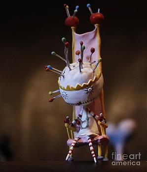 The Pincushion Queen by Xn Tyler