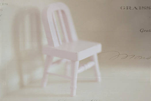 The Pink Chair by Beverly  LeFevre