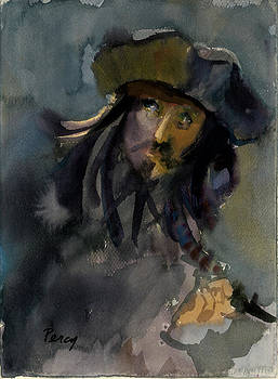 The Pirate by Pat Percy