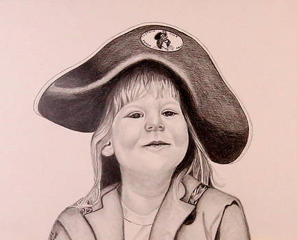 The Pirate by Sharon Schultz