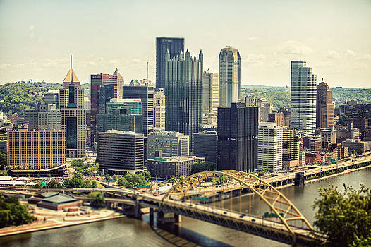 Lisa Russo - The Pittsburgh Skyline