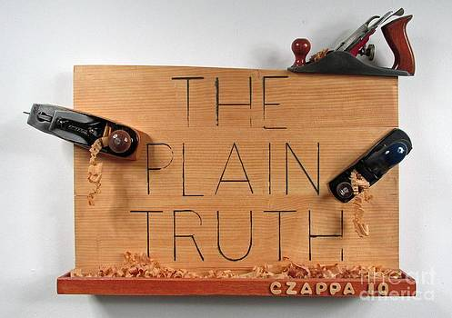 The Plain Truth  #109 by Bill Czappa