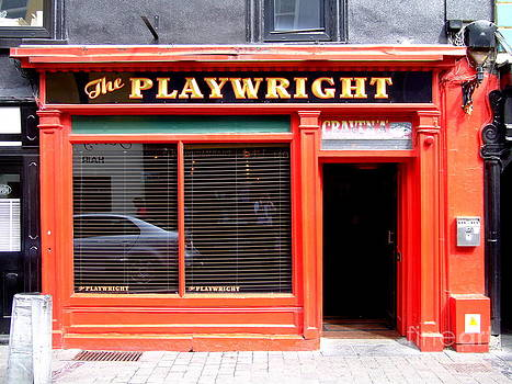 Joe Cashin - The Playwright
