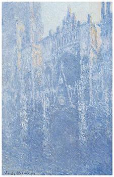 Claude Monet - The Portal Morning Fog
