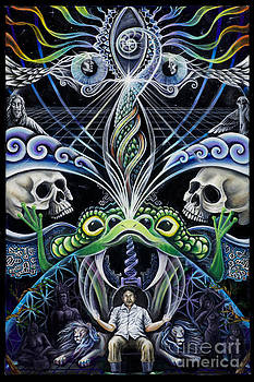 The Portal to Immortal Existence by Morgan  Mandala Manley