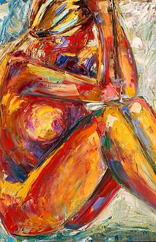 The Pose #2 by Debra Hurd