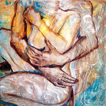 The power of Love - LIONS by Elena Ilyina