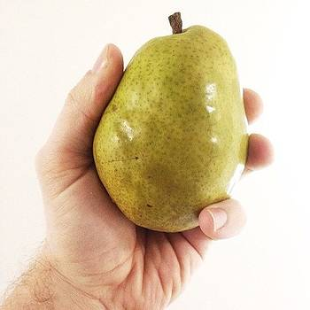 The Power Of The Pear. #pear #fruit by Craig Kempf