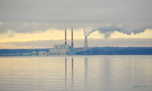The Power Plant by Sheila Noren