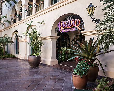 Priya Ghose - The Prado Restaurant At Balboa Park