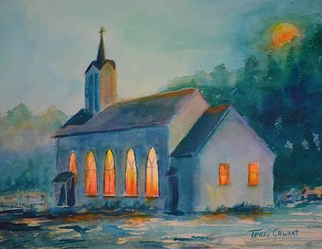 The Prayer Meeting by Terri Cowart