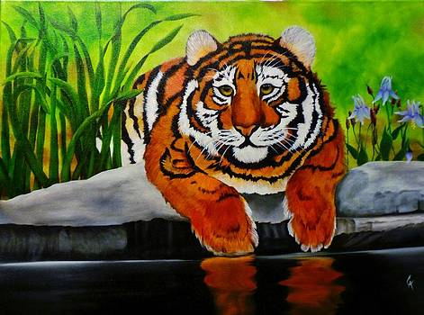 The Prince Of The Jungle by Carol Avants