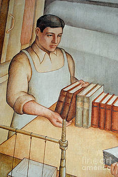 Jost Houk - The Publisher