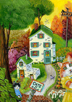 The Pumpkin Patch Farm by Jacquelin Vanderwood