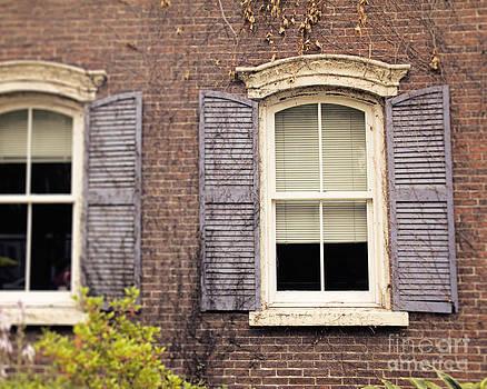 The Purple Window by Jillian Audrey Photography
