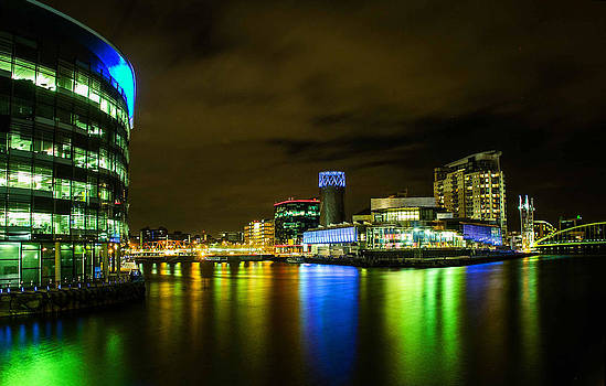 The Quays by Brendan Quinn